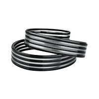 Декоративная лента DS-R260-01-4B к светильнику DEL-R-20-18-4 DIY( 4 черные полоски)