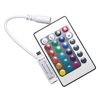 Контролер RGB OEM 6А-IR-24-MINI кнопки