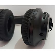 Беспроводные наушники ATLANFA AT-7617 - Bluetooth стерео наушники с микрофоном складные с плеером и FM радио, фото 2