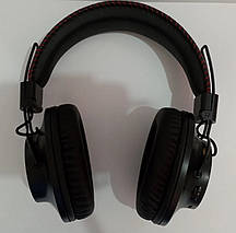 Беспроводные наушники ATLANFA AT-7617 - Bluetooth стерео наушники с микрофоном складные с плеером и FM радио, фото 3