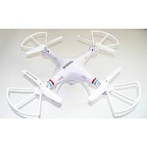 Квадрокоптер DM 93 1 MILLION DRONE з WiFi управлінням - літаючий дрон з камерою пультом і власником, фото 2
