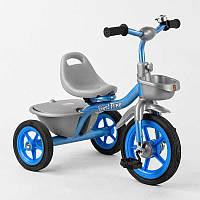 """Детский велосипед 3-х колёсный BS-2478 """"Best Trike"""" резиновые колеса, переднее d=10'', заднее d=8'', звоночек,"""