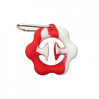 "Игрушка-антистресс ""POP-IT"" PPT-Ex(Red-White) Эспандер Красно-Белый"