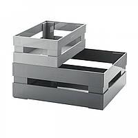 Набор ящиков для хранения Guzzini Tidy & Store 16950011 2 предмета белые Серый