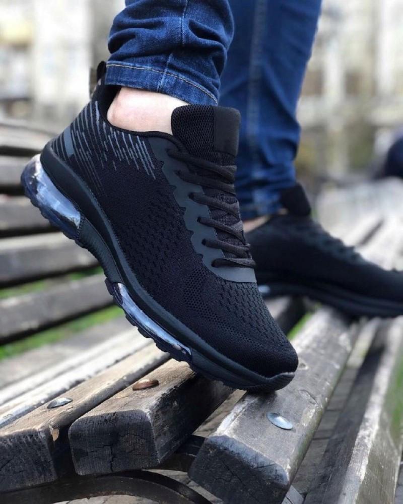 Кроссовки Паур Черные