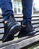 Кроссовки Паур Черные, фото 4