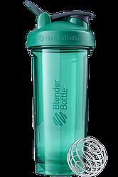 Спортивна пляшка-шейкер BlenderBottle Pro28 Tritan 820 ml Green