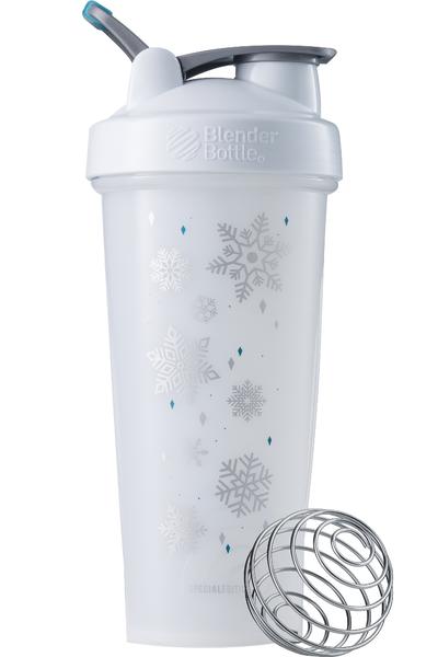 Спортивний шейкер BlenderBottle Classic Loop 820 ml Special Edition White Frost