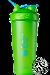 Спортивний шейкер BlenderBottle Classic Loop 820 ml Special Edition Vera Green/Blue