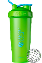 Спортивный шейкер BlenderBottle Classic Loop 820 ml Special Edition Vera Green/Blue