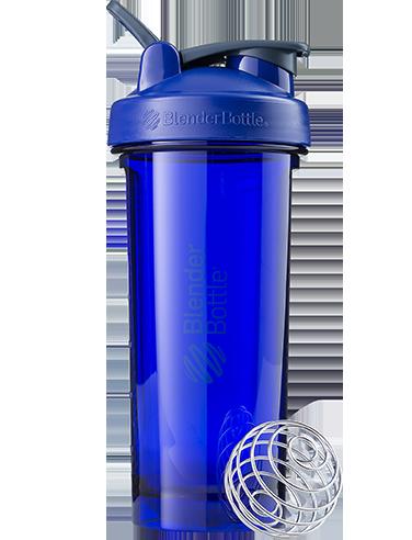 Спортивная бутылка-шейкер BlenderBottle Pro28 Tritan 820 ml Ultramarine