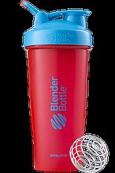 Спортивний шейкер BlenderBottle Classic Loop 820 ml Special Edition Sonic Red/Blue