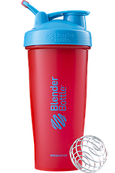 Спортивный шейкер BlenderBottle Classic Loop 820 ml Special Edition Sonic Red/Blue