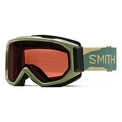 Маска гірськолижна Smith Scope Khaki (986754545)