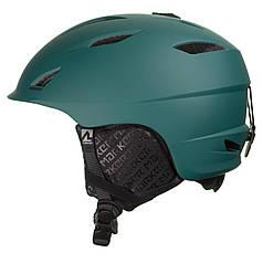 Шолом гірськолижний MARKER COMPANION M Black-green (168408.93M)