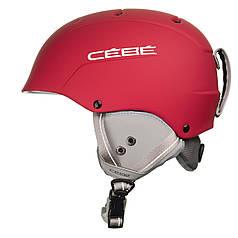 Шолом гірськолижний Cebe Contest S Pink (CBH-397)