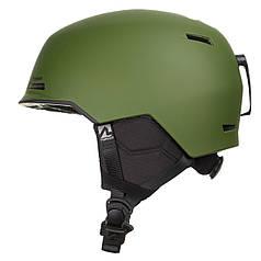 Шолом гірськолижний MARKER CLARK L Green (168410.90L)