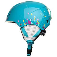 Шолом гірськолижний Rossignol Comp J Diva XS Light Blue (RKDH503)