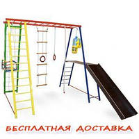 Спортивний дитячий комплекс (дитячий майданчик) Disney 200/150/200 YDAgroup