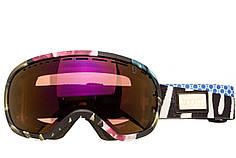 Маска гірськолижна SCOTT OFF-GRID Multicolor Purple (224151.3835.247)