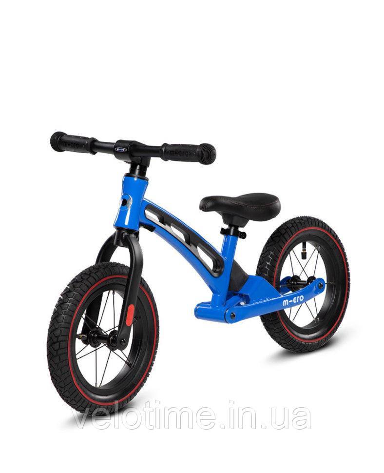 Беговел Micro Balance bike DELUXE  (Blue   )