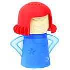 ОПТ Очиститель для микроволновой печи Angry Mama, пароочиститель Злая Мама, фото 2