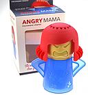 ОПТ Очищувач для мікрохвильової печі Angry Mama, пароочисник Зла Мама, фото 6