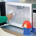 ОПТ Очищувач для мікрохвильової печі Angry Mama, пароочисник Зла Мама, фото 10