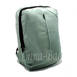 """Жіночий рюкзак """"Classic style""""Колір: Зелений(42*29*17)"""