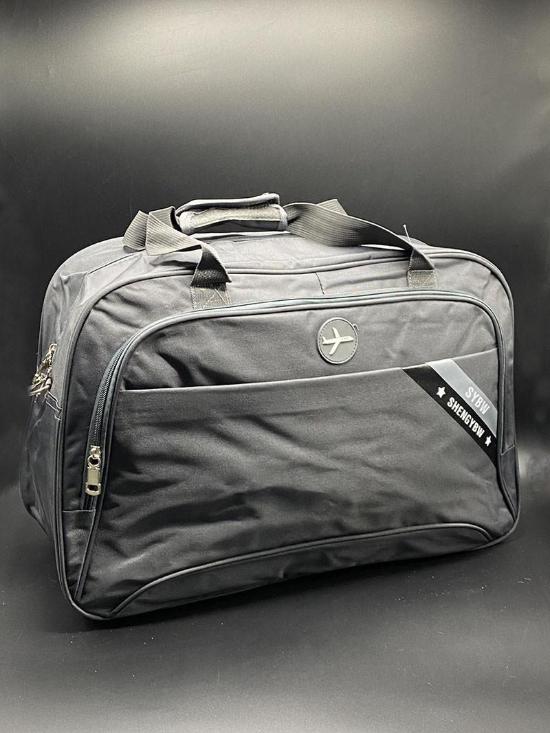 """Дорожня сумка """"SYBW""""Колір: Сірий"""
