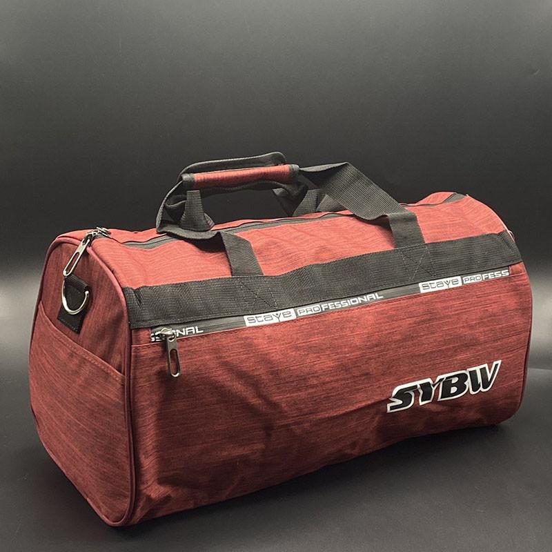 """Спортивная сумка """"SYBW"""" Цвет : Красный"""