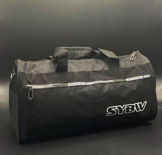 """Спортивна сумка """"SYBW"""" Колір : Чорний"""