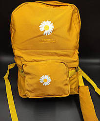 Рюкзак 3 в 1 (6 цветов ) горчичный