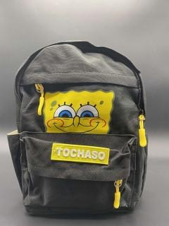 """Дитячий рюкзачок """"Губка Боб"""" Колір: Чорний 25х20х10 см"""