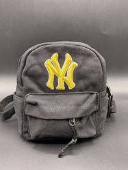 """Детский рюкзак """"NY"""" Цвет: Черный"""