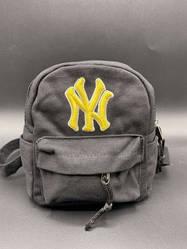 """Дитячий рюкзак """"NY"""" Колір: Чорний"""