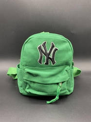 """Детский рюкзак """"NY"""" Цвет: Зеленый"""