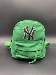 """Дитячий рюкзак """"NY"""" Колір: Зелений"""