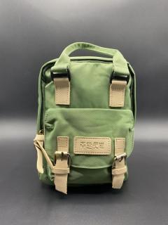 Маленький дитячий рюкзачок . Колір: Зелений