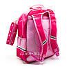 Рюкзак Шкільний 4 Кольори Рожевий, фото 2