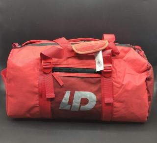 Спортивна сумка LD - червоний 45×21×23