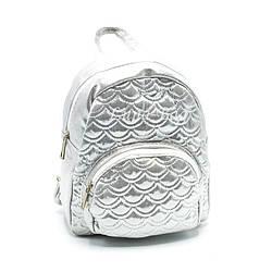 Сияющий детский рюкзак 3 Цвета Серебро