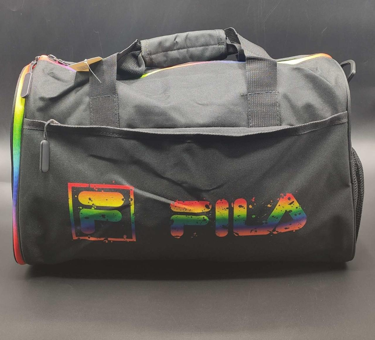 Спортивна сумка FILA ( M ) 50×25×30