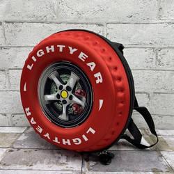 Зд сумки колесо 3 кольори - червоний