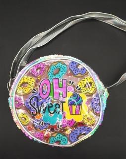 Прозрачная детская сумка - OH SWEET