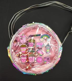 Прозрачная детская сумка -  2fab4you
