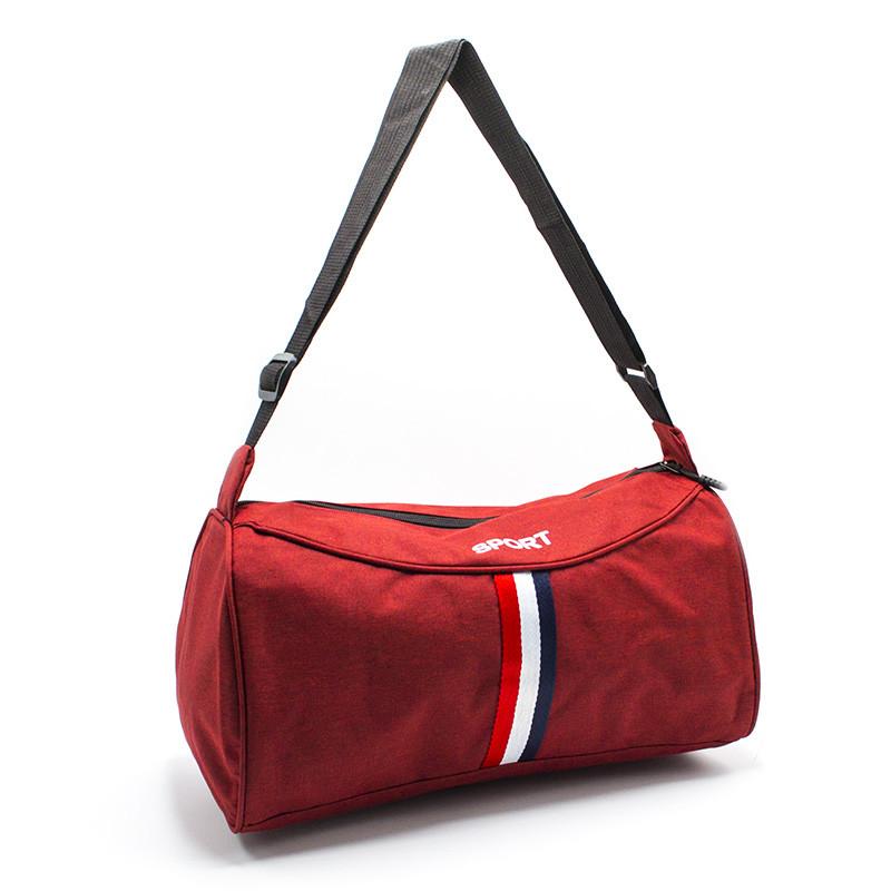Дорожная сумка 4 Цвета Красный (Размер 21*38*19)