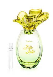 Відгуки (2 шт) про Faberlic Пробник парфумерної води для жінок Jolie Jolie арт 34199