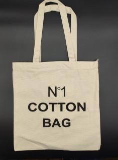 """Стильна сумка шоппер."""" 1986"""" білий"""