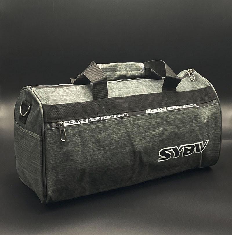 """Спортивна сумка """"SYBW"""" Колір : Сірий"""
